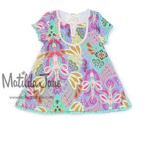 EUC Size 14 Matilda Jane Clothing MJC Cover Up MJC